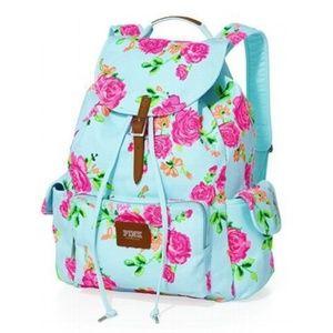 RARE VINTAGE Victoria's Secret PINK Backpack